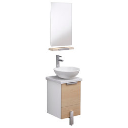 Unique Contemporary Bathroom Vanities And Sink Consoles by ShopFreely