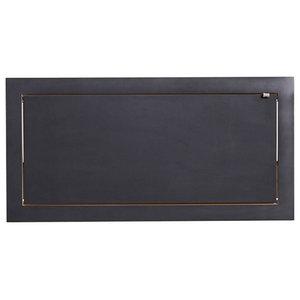 Fläpps Big Birch Plywood Shelf, Black