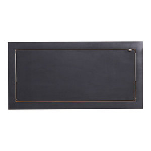 Fläpps Big Birch Plywood Shelf, Black