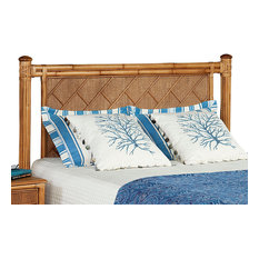 Summer Retreat Queen Chippendale Headboard