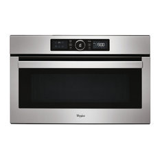 Whirlpool Absolute AMW730IX Built-In Microwave and Grill, Stainless Steel