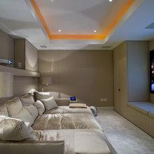 Media Rooms: Bringing the Big Screen Home...