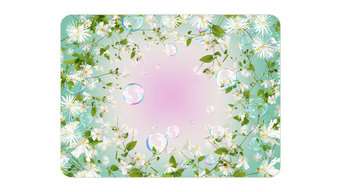 Flower Pop Placemat