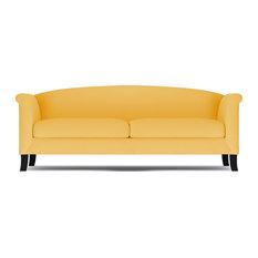Albright Sofa, Marigold Velvet