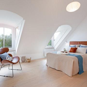 Traumhalt renovierte 4-Zimmerwohnung mit Galerie