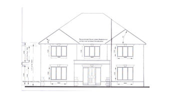 New Build of 1 Detached House