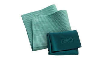 E-cloth Window Cleaning Cloth, 2 Pack