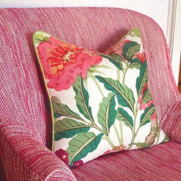 Laura Boyd Interior Design | The Tryall Club Jamaica Bedroom Details
