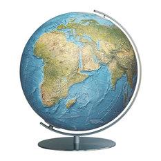 Columbus Hamburg Illuminated Desktop Globe - 16 Inch