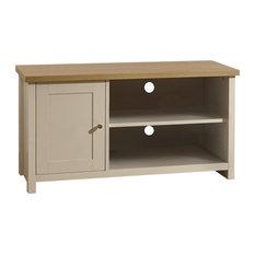 Lancaster Small TV Cabinet, Cream