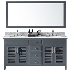 Transitional Bathroom Vanities And Sink Consoles by Exclusive Heritage