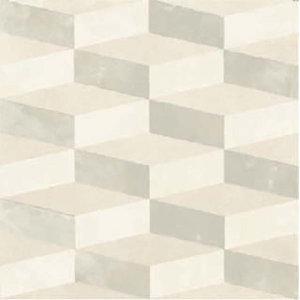 Azulej Cubo, White, Box of 24 Tiles