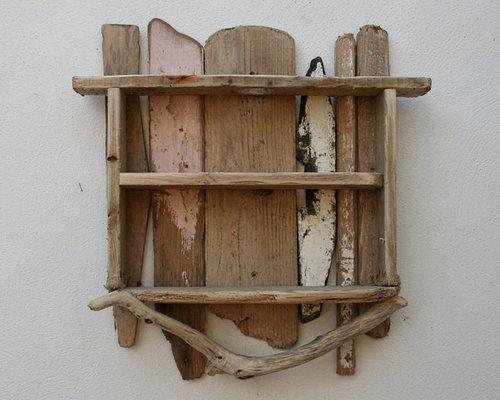 Driftwood shelving for Driftwood wall shelves
