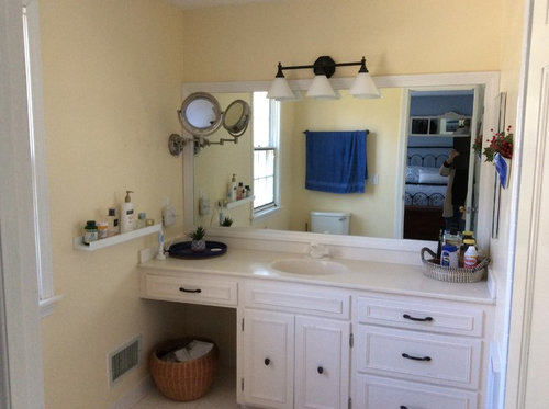 Master Bath And Bedroom Spruce Up