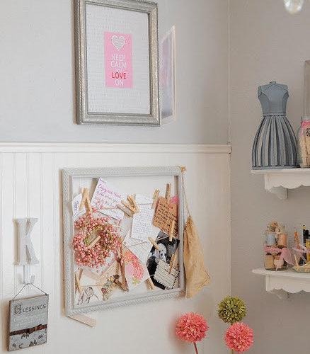 Mudroom/craftroom