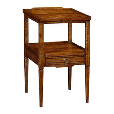Jonathan Charles Fine Furniture - Jonathan Charles Jc Edited-Casually Country Lamp Table - Side Tables and End Tables