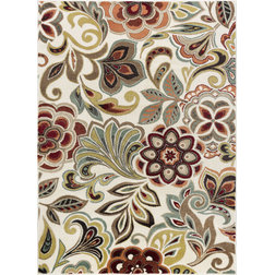 Contemporary Area Rugs by Tayse Rugs