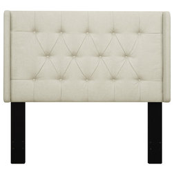 Transitional Headboards by Stephanie Cohen Home