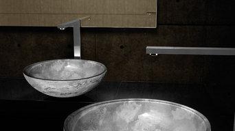 Luna basin by Glass Design