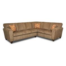 Ashton 2-Piece Sectional Sofa 183100-1661-SEC-CC