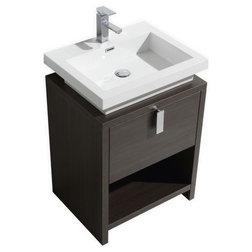 Best Contemporary Bathroom Vanities And Sink Consoles by Kubebath