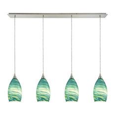 colored glass pendant lighting seeded glass elk group international collanino 4light pendant flat backplate aqua swirl multi colored glass pendant lights houzz
