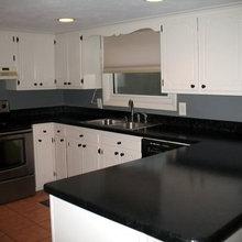 Taunton  Ma Kitchen restoration