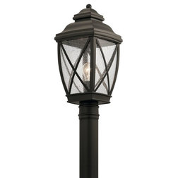 Traditional Post Lights by Buildcom
