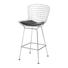 Super Bertoia Bar Stools Houzz Ocoug Best Dining Table And Chair Ideas Images Ocougorg