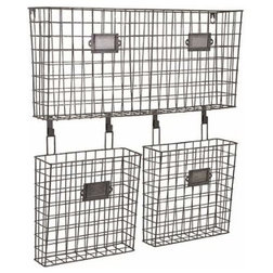 Industrial Wall Organizers by GwG Outlet