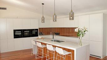 Modern Kitchen with hidden components