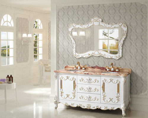 Popular VintageStyle Bathroom Vanities By Delia