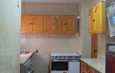 El cambio radical de tres cocinas por menos de 10.000 €