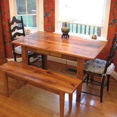 Great Tables Made By Reclaimed Innovations Fairfield Va