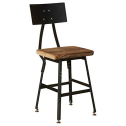Industrial Bar Stools And Counter Stools by Urban Wood Goods