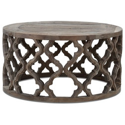 Mediterranean Coffee Tables by Houzz