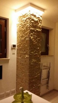 Lezioni di illuminazione dalle regole di base agli stili for Arredare un pilastro