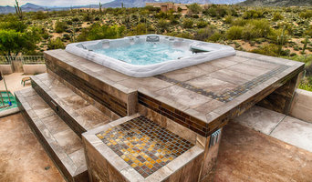 Built in Hot Tubs