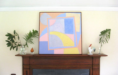 Decorate With Artful Leanings