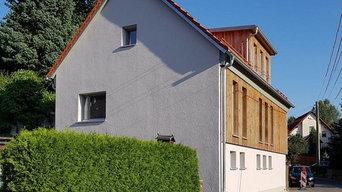 Umbau altes Wohnhaus