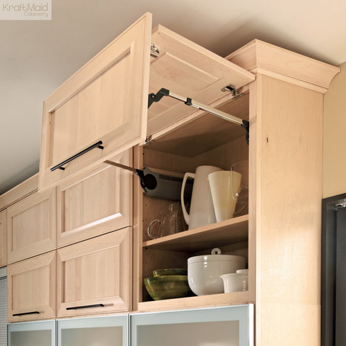 Kraftmaid Insert For Classic Crown Molding Kitchen Cabinet: KraftMaid: Glass & Decorative Doors