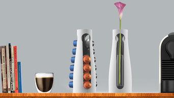 Nespresso Capsule Holder - CapsuleVase