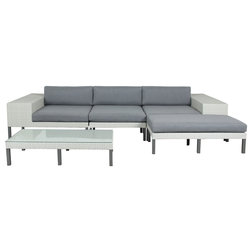 Modern Outdoor Lounge Sets by Houzz