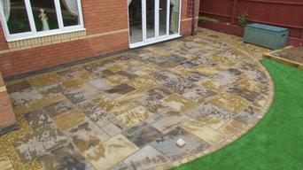 Work undertaken by Elms Landscaping