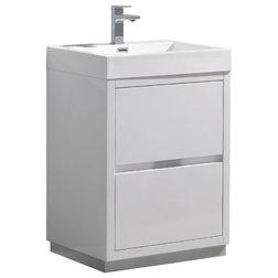 Modern Bathroom Vanities And Sink Consoles by Fresca