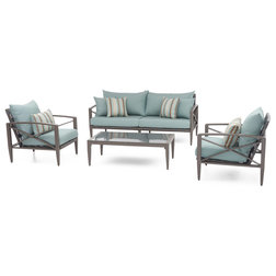 Contemporary Outdoor Lounge Sets by RST Brands