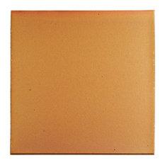 "SomerTile Klinker Natural Quarry Floor and Wall Tile, 12.75""x12.75"""