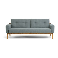 Sophistication Grey-Green Sofa