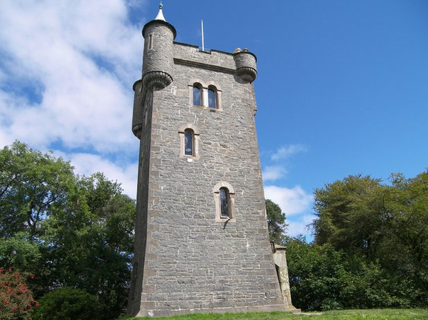 Live A Fairy Tale In A Getaway Castle Tower