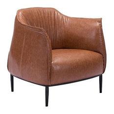 Julian Occasional Chair, Coffee